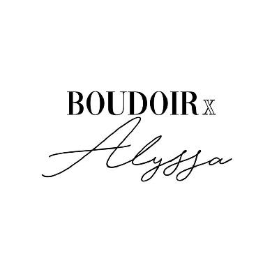 Boudoir X Alyssa